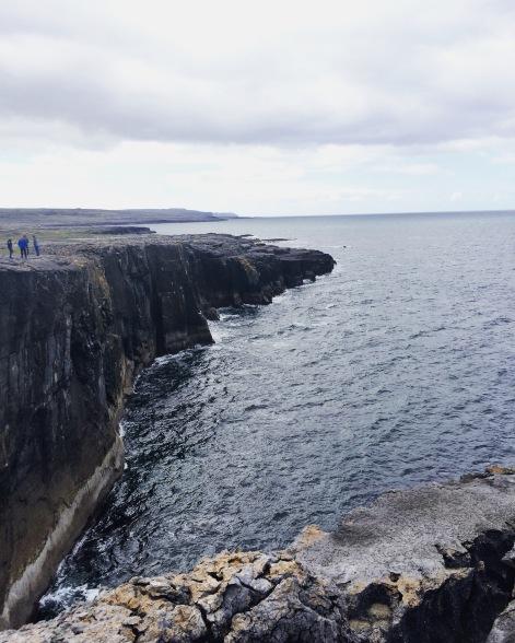 Baby Cliffs of Moher, Ireland