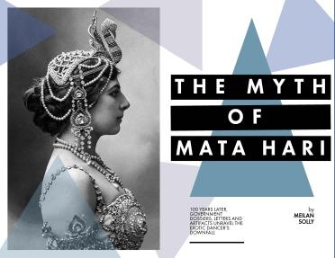 Mata Hari mock-up